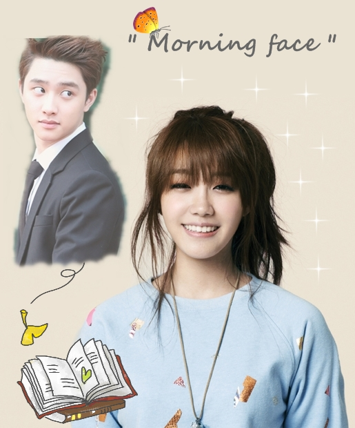 [Ficlet] Morning Face